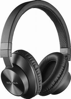best headphones ear insignia wireless the ear headphones black ns
