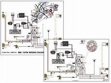 685 Willys Wiring Diagram Wiring Diagrams Img