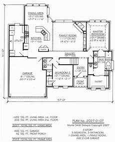 2200 sq ft house plans 2200 sq ft house plans new 1701 2200 sq feet 3 bedroom