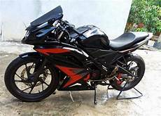Modifikasi Cb150r 2018 by Modifikasi Cb150r 2020 Terkeren Bergaya Minimalis Touring