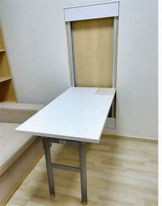 desk mechanism wall mounted folding table hardware