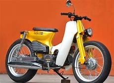 Honda 70 Modif by Honda C70 Modifikasi