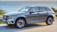 2019 Mercedes Glc Suv That Combines Outstanding On And