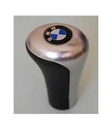 pommeau de vitesse bmw pommeau de levier de vitesse bmw aluminium logo au choix