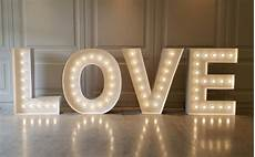 light up letters hire light up love letters for hire sydney