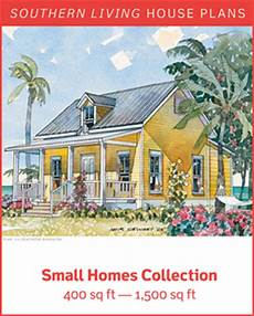 small house plans southern living house plan books and magazines southern living house plans
