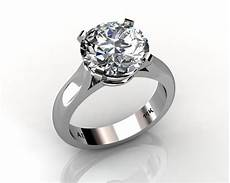 solitaire wedding rings custom jewelry design south bay gold