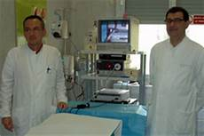ospedale san matteo pavia otorino un palloncino cura la sinusite policlinico san matteo