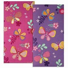 Kinderteppich Schmetterling Butterfly In 2 Farben
