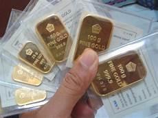 Misalnya Harga Jual Emas Untuk Ukuran 10 Gram Dibanderol