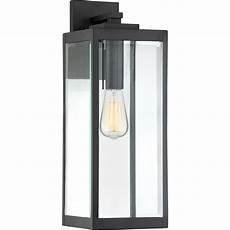quoizel westover earth black 20 inch one light outdoor