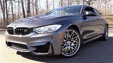 Bmw M4 Competition - 2017 bmw m4 competition package start up road test in