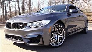 Bmw M4 Competition Package 2017  Motaveracom
