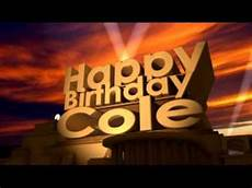 happy birthday bilder happy birthday cole