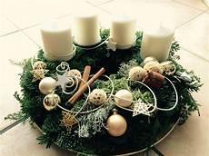 weihnachten deko weihnachten adventskranz deko