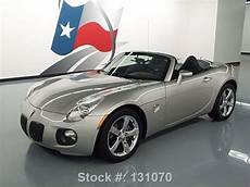 auto body repair training 2007 pontiac solstice electronic throttle control sell used 2007 pontiac solstice gxp roadster auto leather 57k mi texas direct auto in stafford