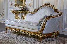 divani in stile barocco dormeuse classica in stile barocco vimercati meda