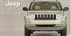 old cars and repair manuals free 2005 jeep grand cherokee parental controls 2005 jeep grand cherokee owner s manual