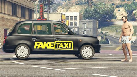 Fake Taxi London Com