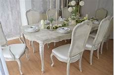 esstisch shabby look antique shabby chic unique dining table with