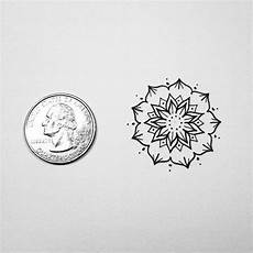 Mandala Klein - mini mandala also if anyone would like a small