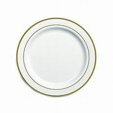 assiette plastique rigide pas cher assiette en plastique rigide blanc liser 233 or 23 cm assiettes