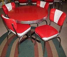 Vintage Kitchen Dinette Sets by True Vintage Retro 50 S Chrome Dinette Kitchen Set W