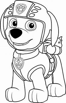 Malvorlagen Paw Patrol Zuma Zuma Paw Patrol Coloring Page Youngandtae In 2020