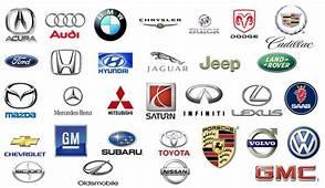 Popular Car Brand Logos In 2020  Brands