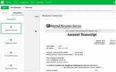 new feature pull irs transcripts in as little as 2 minutes