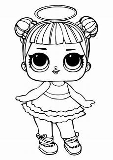 40 free printable lol dolls coloring pages