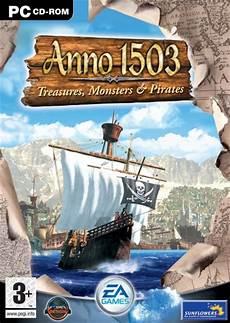 Anno 1503 Tresor Monstres Et Pc Jeux Occasion