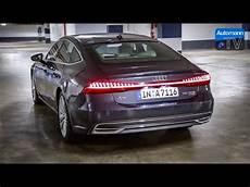 Audi A7 55 Tfsi - 2018 audi a7 55 tfsi drive sound 60fps