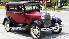 Accadde Oggi 20 Ottobre 1927 Prima Ford Modello A