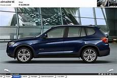 configurator 2011 bmw x3 xdrive20d f25 available on
