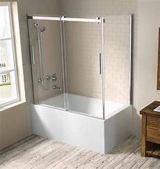 baignoire en coin avec porte de bain hydria oceania