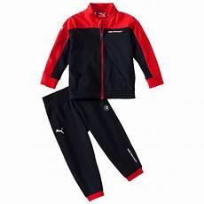bmw motorsport kinder jogginganzug set bekleidung