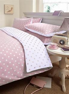 Pink And White Duvet Covers by Pink White Polka Dot Spot Discount Flannelette