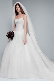 Wedding Gown White white by vera wang wedding dresses modwedding