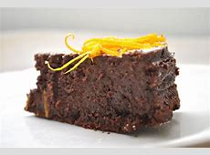 chocolate orange marquise image