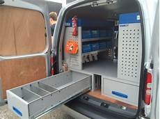 new vw caddy maxi racking vankit direct