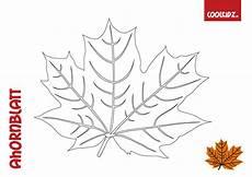 Herbst Malvorlagen Zum Ausschneiden Malvorlage Ahornblatt Fensterbilder Herbst Malvorlage