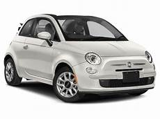new 2019 fiat 500 lounge convertible in portland f0619004