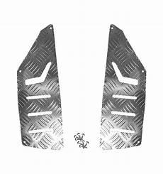 pedane t max coppia di pedane poggiapiedi one in alluminio per yamaha t
