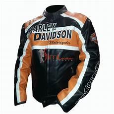 harley davidson s leather motorcycle jacket