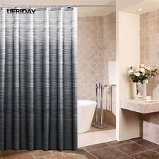 white striped shower curtain ufriday black and white striped fabric bathtub shower