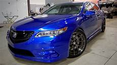 galpin auto sports acura tlx 2014 sema show youtube