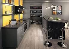 Exemple De Cuisine Ouverte Maison Parallele