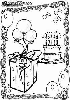 Ausmalbilder Geschenke Geburtstag Ausmalbilder Geschenke Geburtstag
