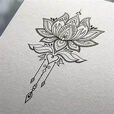 tatuaggio cuore con fiori mandala 100 dise 241 os con significado